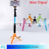 2015 wholesale Ultra-Portable Professional Digital Camera Mini Tripod for all smartphone
