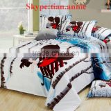 Wholesale Bedding Reactive Printing 3d Bedding Set,Printed Horse Beddings