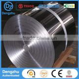 SUS 304 NO.8 SPER MIRROR FINISH hot rolled stainless steel coil and strip cold rolled 410