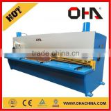 OHA Brand CE HASGK-4x8000 Sheat Metal Shearing Machine, Electric Shearing Machine, High Precious Shearing Machine                                                                         Quality Choice