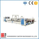 automatic folding carton box gluing machine                                                                         Quality Choice