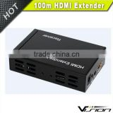 2016 latest factory supply 1080p 1.3a hdmi extender cat5e x1
