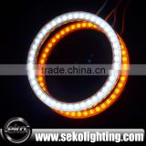 85mm led ring light 3528 smd led angel lights for cars                                                                         Quality Choice