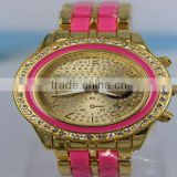 Korean ladies crystal watch 2013, 1 piece for MOQ                                                                         Quality Choice