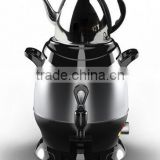electric stainless steel tureky tea sets