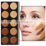 Beauty Girl Contour palette,contour kit 10 colors,lady face concealer,cheap concealer palette