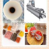PA PE film packaging for producing food medical packages
