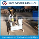 50-80 kg/hour peanut butter making machine/paste sesame mill machine/nut butter grinding mill