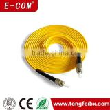 SC-LC single mode 12 core Fiber optic jumper / optical fiber patch cord/ Distrubution cable