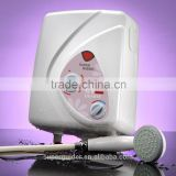 Portable tankless instant shower electric water heater Taiwan