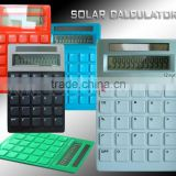 12 digitals solar calculator
