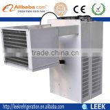 Wall mounted monoblock refrigeration unit for cold room