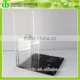 DDL-F059 Trade Assurance Modern Acrylic Display Stand for Office Supply