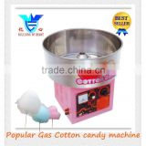 Hot Sale Gas Cotton Candy Machine/Candy Floss Machine
