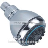 5 functions ABS plastic bathroom European shower head with high quality