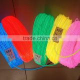 Flexible EL flashing Wire 100m/roll with multi color