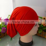 New Islamic Under Scarf Muslim Inner Bonnet Hat Hijab Caps Fashion Malaysia Hat Style Underscarf Cap
