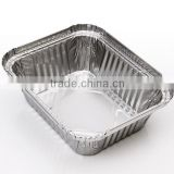 Aluminum Food Containers, microwave aluminum foil takeaway containers, Small aluminum Trays