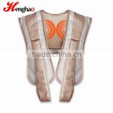 Neck Shoulder Back Pain Relief Kneading Massage Shawl Shoulder Vibrator Massage Belt Pillow alibaba China Supplier