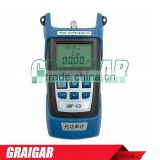Fiber Optical Multimeter -70~+3dBm Handheld Fiber Optical Power Meter + Fiber Optical Light Source 1310/1550nm GRF-03A/B