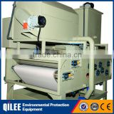 Chemical sewage treatment stainless steel full automatic belt filter press