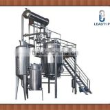LTN Series TN-6/1500 High Efficiency Herb Extraction and Concentration Equipment For Pharmaceutical Use