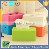 Plastic Injection Tissue Box/Facial Paper Towel Box
