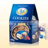 AGI COOKIES with forest fruit jam filling 0,240 kg