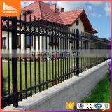 new Garden Security wrought iron fences designs / steel fence panels / decorative garden fence