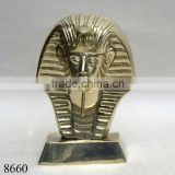 King Tut Brass Statue/ Antique Religious Statues