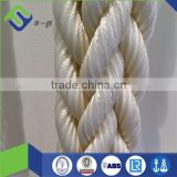INQUIRY about 8 strand 24mm x 110m nylon rope with splice eyes both ends