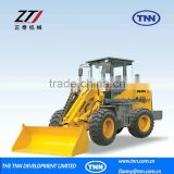 C5-Rotation mine track mini 1.5tons auto 3 tons drarostatic transmission Telescope boom loader
