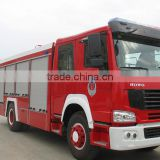 SINOTRUK HOWO Fire Truck Specifications