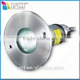 VLT shenzhen factory RUW-0003 3w waterproof led recessed underwater light