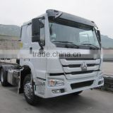 SINOTRUK HOWO 4X2 TRACTOR HEAD TRUCK FOR SALE