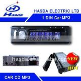 detachable panel 1 din Car radio mp3 USB/SD HK-910
