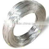 galvanized redrawing wire factory with low price