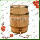 factory wholesale used 5l small table top wine barrel wooden beer keg