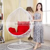 Rattan hanging chair furniture garden patio swing