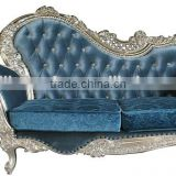 MS-1410-02 Antique furniture sofa set with cushion