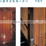 Japanese SUDARE bamboo blind wood screen retractable blinds made in Japan