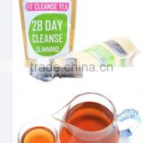 High Quality Slimming Tea with senna leaf (2g*20 bags /2g*18bags/2g*30 bags )