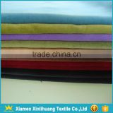 Wholesale High Quality 100% Cotton Flocked Velvet Fabric