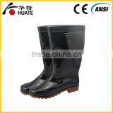 Rubber gum rain boots safety boots ,safety gumboots,working gumboots
