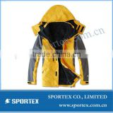 Fashion Hiking Ski Coat, Mens Womens Waterproof Snow Warm/Windproof, Outdoor Sports Jacket Coat#YR-94
