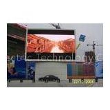 Flexible Event Full Color Outdoor Advetising LED Display Screens P16, LED Digital Billboards