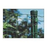 High Strength Garden PVC Coated Welded Wire Mesh For For Animal Fencing