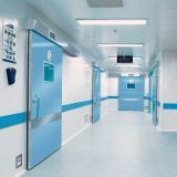 Automatic Sliding Hermetic Doors for Medical Using in Hospital Clinic Operating Rooms
