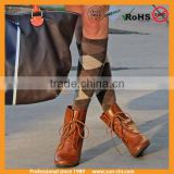 2015 custom design knee high crew man argyle cotton socks high quality