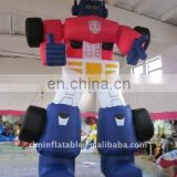 inflatable robot/ inflatable deformation of the robot